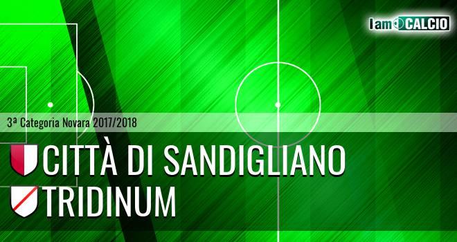Città di Sandigliano - Tridinum