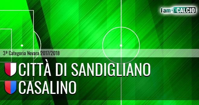 Città di Sandigliano - Casalino