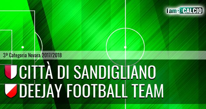 Città di Sandigliano - Deejay Football Team