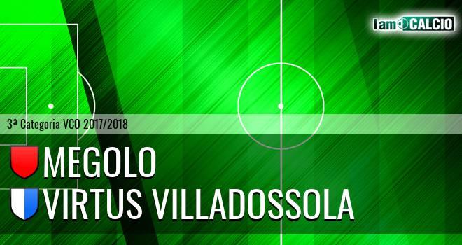 Megolo - Virtus Villadossola