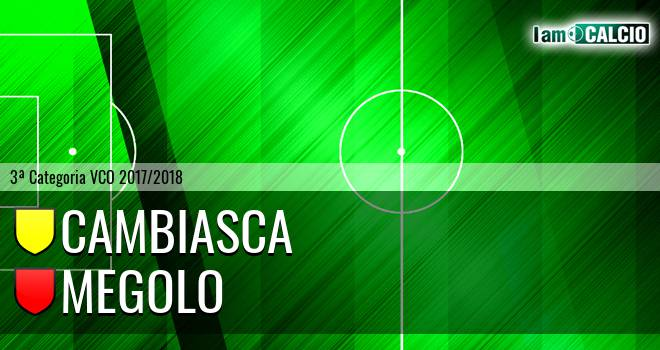 Cambiasca - Megolo