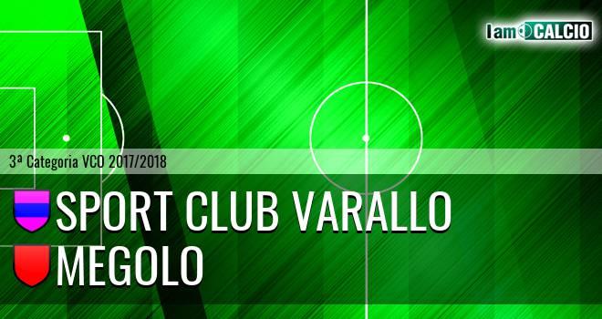 Sport Club Varallo - Megolo