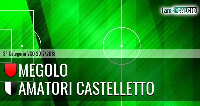 Megolo - Amatori Castelletto
