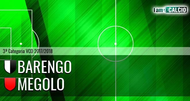 Barengo - Megolo