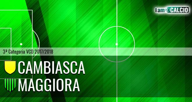 Cambiasca - Maggiora