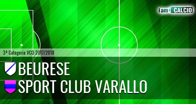 Beurese - Sport Club Varallo