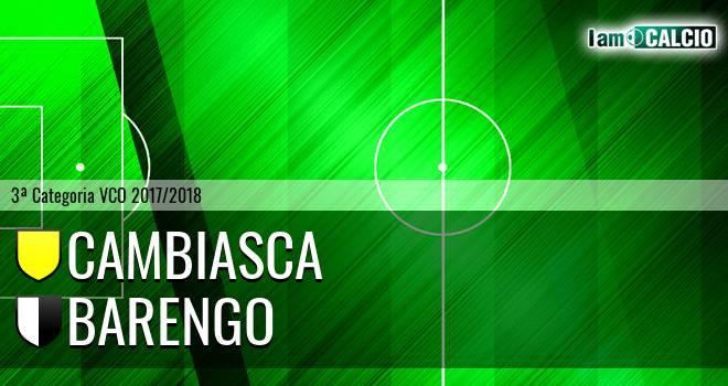 Cambiasca - Barengo