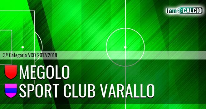 Megolo - Sport Club Varallo