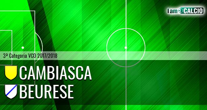 Cambiasca - Beurese