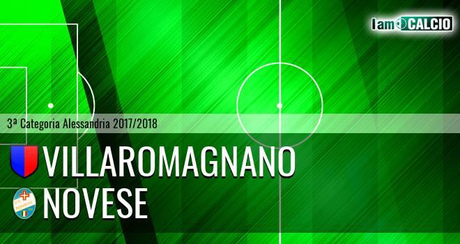 Villaromagnano - Novese