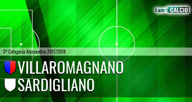 Villaromagnano - Sardigliano