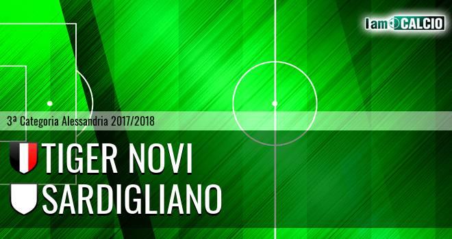 Tiger Novi - Sardigliano