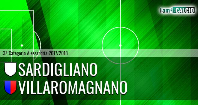 Sardigliano - Villaromagnano