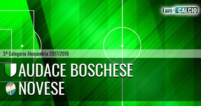 Audace Boschese - Novese