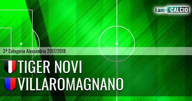 Tiger Novi - Villaromagnano
