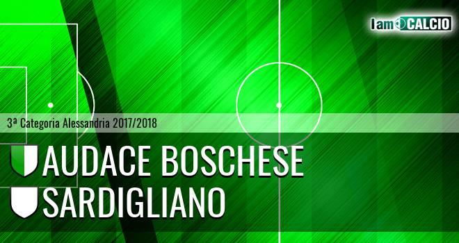 Audace Boschese - Sardigliano