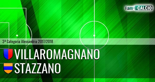 Villaromagnano - Stazzano