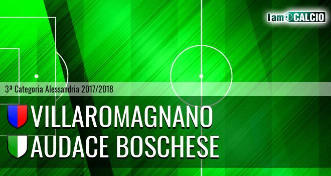 Villaromagnano - Audace Boschese