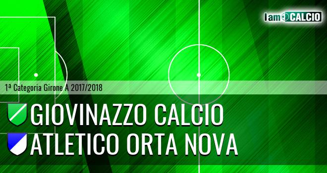 Giovinazzo Calcio - Team Orta Nova