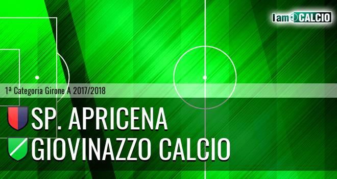 Sporting Apricena - Giovinazzo Calcio