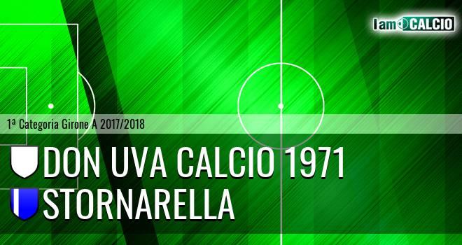Don Uva Calcio 1971 - Stornarella