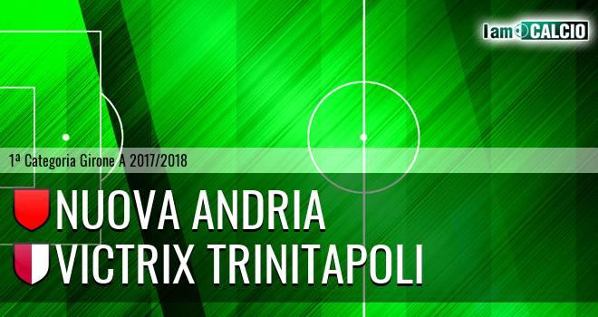 Nuova Andria - Victrix Trinitapoli