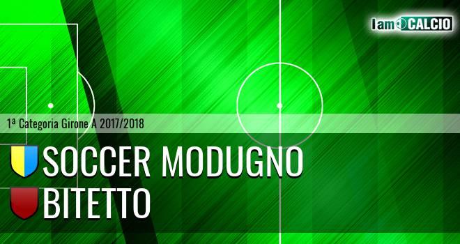 Soccer Modugno - Bitetto