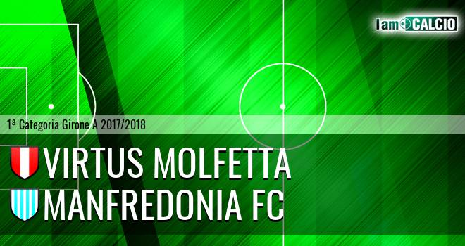 Virtus Molfetta - Manfredonia FC