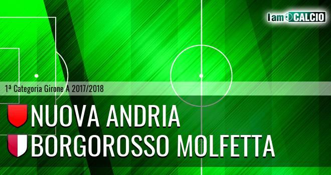 Nuova Andria - Borgorosso Molfetta
