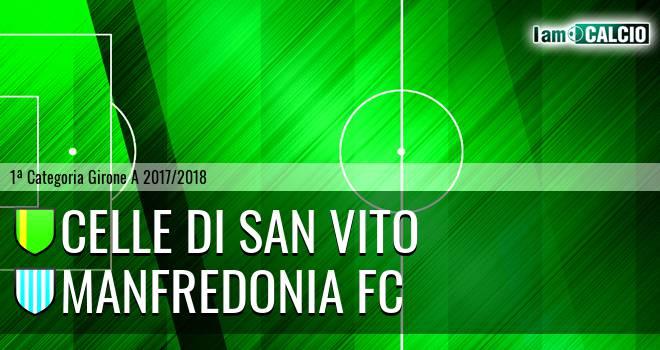 Celle Di San Vito - Manfredonia FC