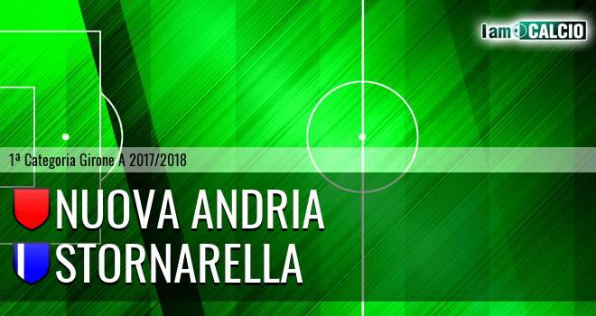 Nuova Andria - Stornarella