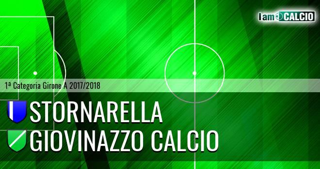 Stornarella - Giovinazzo Calcio