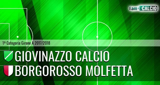 Giovinazzo Calcio - Borgorosso Molfetta