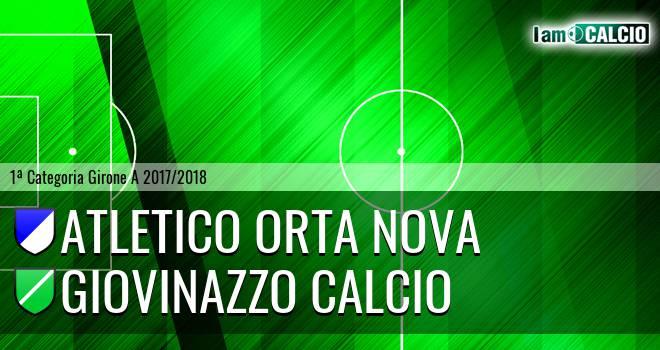 Team Orta Nova - Giovinazzo Calcio