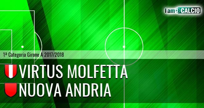 Virtus Molfetta - Nuova Andria