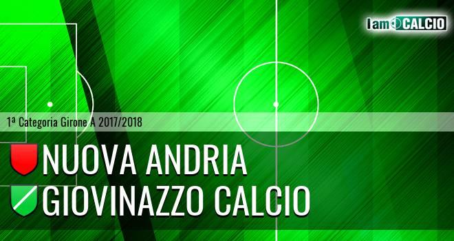 Nuova Andria - Giovinazzo Calcio