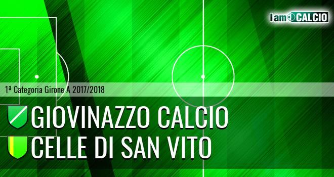 Giovinazzo Calcio - Celle Di San Vito
