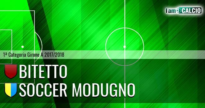 Bitetto - Soccer Modugno
