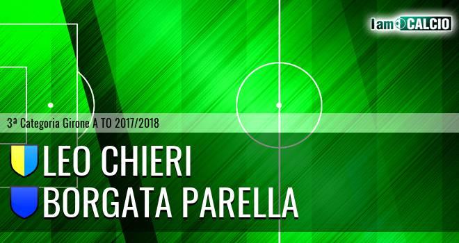 Leo Chieri - Borgata Parella