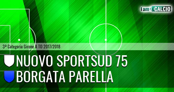 Nuovo Sportsud 75 - Borgata Parella