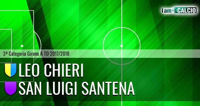 Leo Chieri - San Luigi Santena