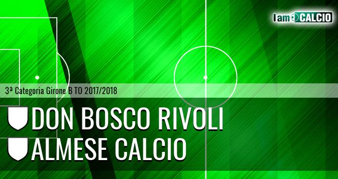 Don Bosco Rivoli - Almese Calcio