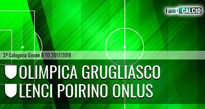Olimpica Grugliasco - Lenci Poirino Onlus