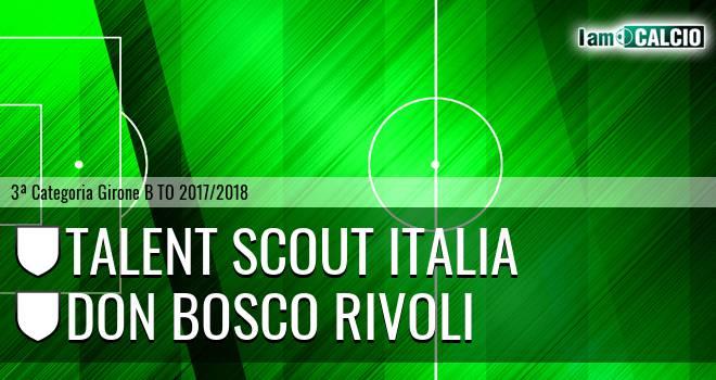 Talent Scout Italia - Don Bosco Rivoli