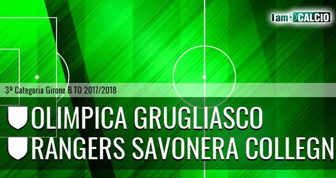 Olimpica Grugliasco - Rangers Savonera Collegno