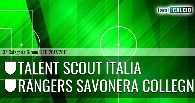 Talent Scout Italia - Rangers Savonera Collegno