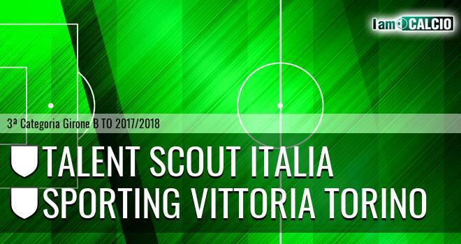 Talent Scout Italia - Sporting Vittoria Torino