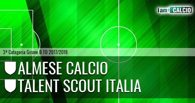 Almese Calcio - Talent Scout Italia