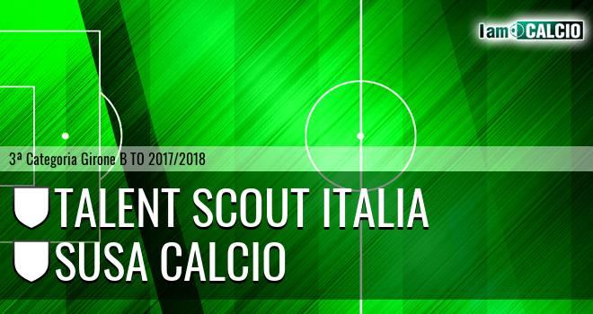 Talent Scout Italia - Susa Calcio
