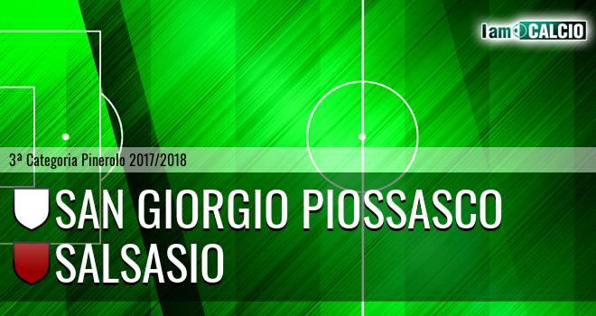 San Giorgio Piossasco - Salsasio